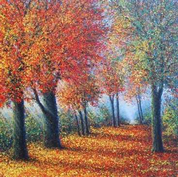 first-autumn-size-100X100-cm